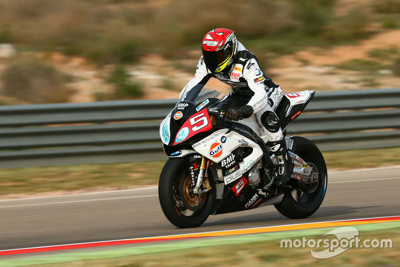 Marco Faccani, Althea BMW Racing Team