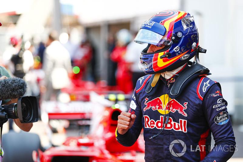 6: Карлос Сайнс, Toro Rosso