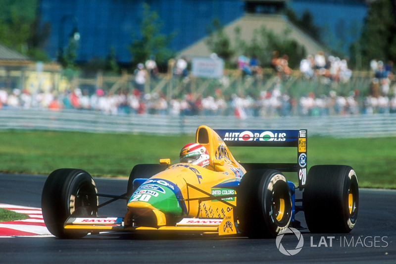 Nelson Piquet, Benetton B191 Ford