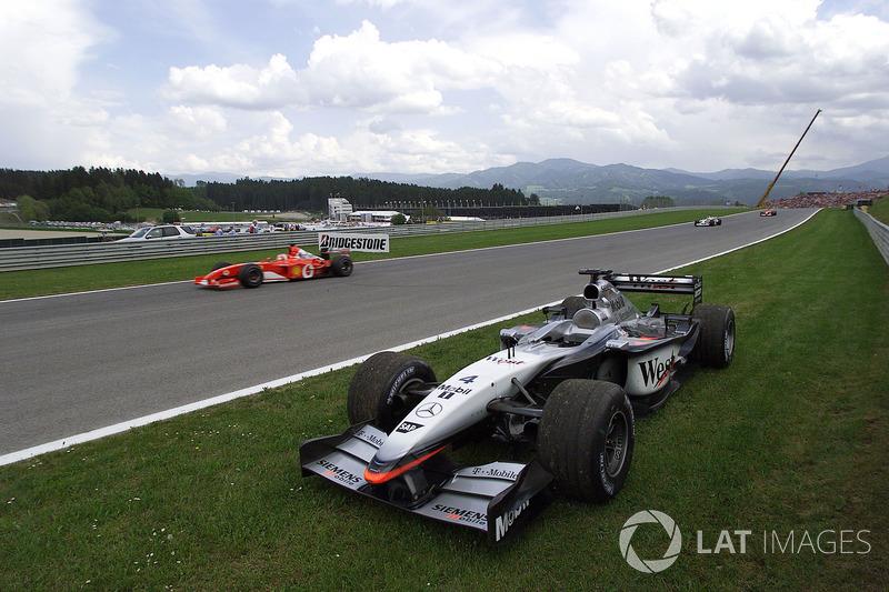 18. McLaren Mercedes MP4/17, Формула 1