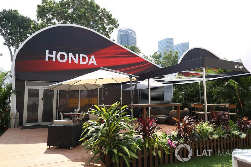 Edificio de Honda