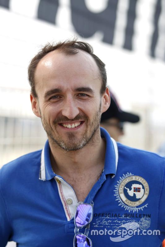 Robert Kubica, Forch Racing