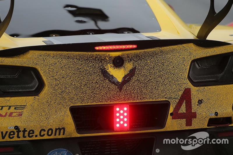 #4 Corvette Racing Chevrolet Corvette C7.R: Oliver Gavin, Tommy Milner, Marcel Fässler detail
