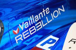 Vaillante Rebellion Racing Oreca 07 Gibson detalle