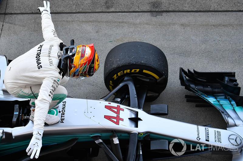 9: Lewis Hamilton