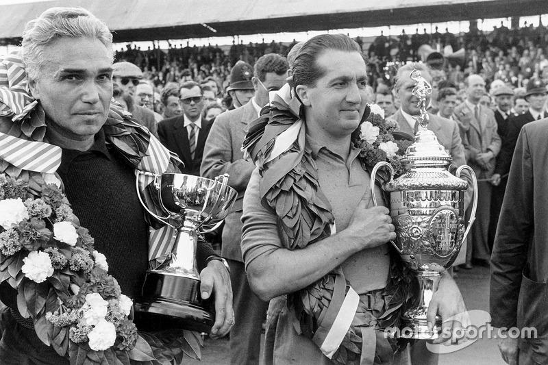 Alberto Ascari* (13 victorias)