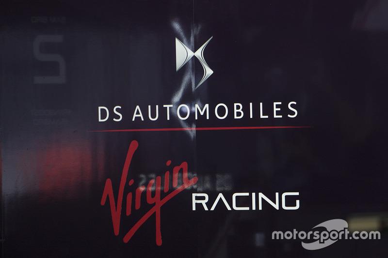 Logo de DS Virgin Racing