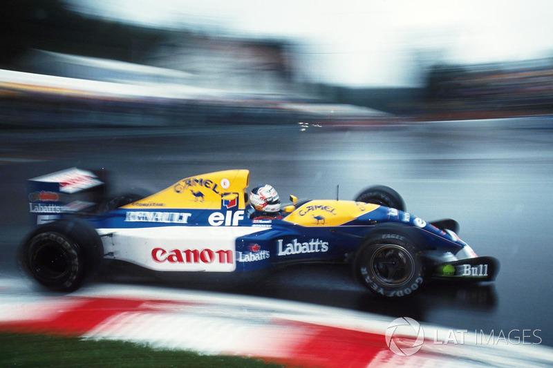 8. Williams FW14B, Formula 1
