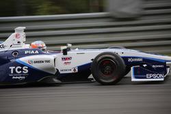 Narain Karthikeyan, Nakajima Racing