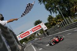 Sieg für Maximilian Günther, Prema Powerteam Dallara F317 - Mercedes-Benz