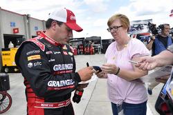 Ryan Newman, Richard Childress Racing Chevrolet Coke