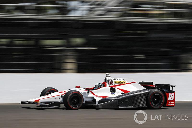 33. James Davison, Dale Coyne Racing Honda