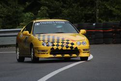 Giuliano Piccinato, Honda Integra, Ecurie Basilisk, 1. Rennlauf