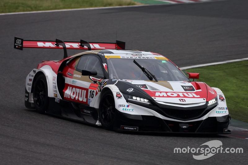 Jenson Button, Super GT, Team Kunimitsu Honda