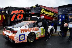 L'auto di Chase Elliott, Hendrick Motorsports Chevrolet