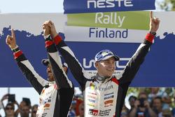 1. Esapekka Lappi, Janne Ferm, Toyota Racing