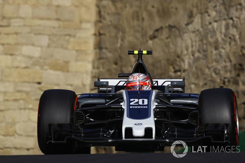 12. Кевін Магнуссен, Haas F1 Team VF-17