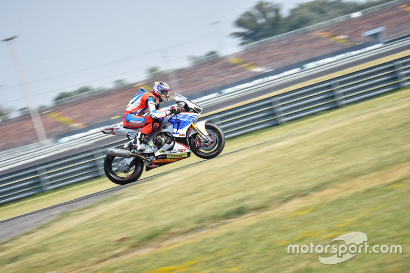 DNF: #61 Mototech EWC Team – Didier van Keymeulen, Gauthier Duwelz, Narty Debruyne