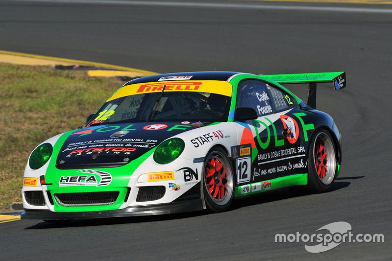12 Kph Racing Porsche 911 Gt3 Cup Brendan Cook Ockert Fourie At