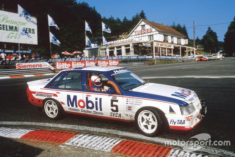 Mobil & Peter Brock / Holden