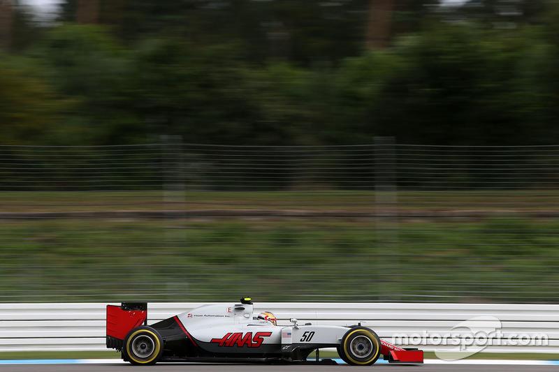 Charles Leclerc, Testfahrer, Haas F1 Team