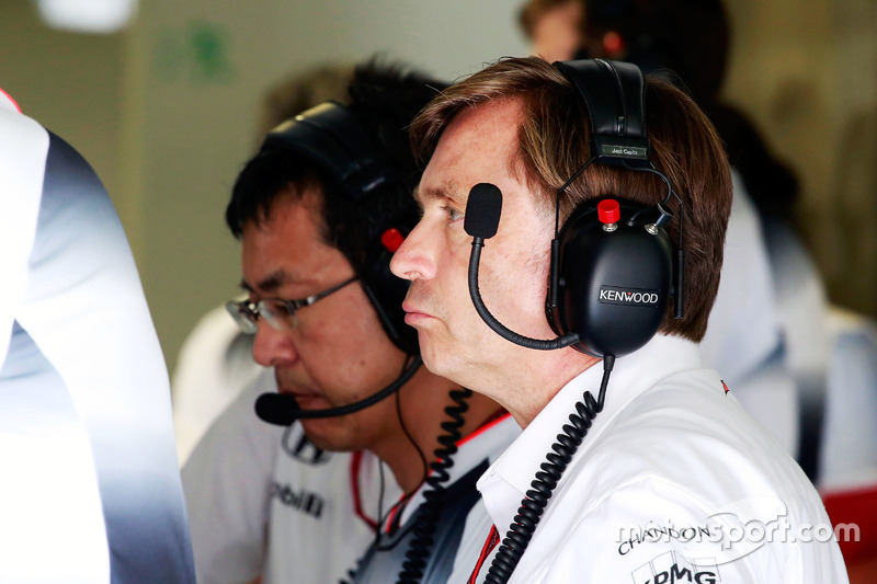 Jost Capito, Chief Executive Officer McLaren
