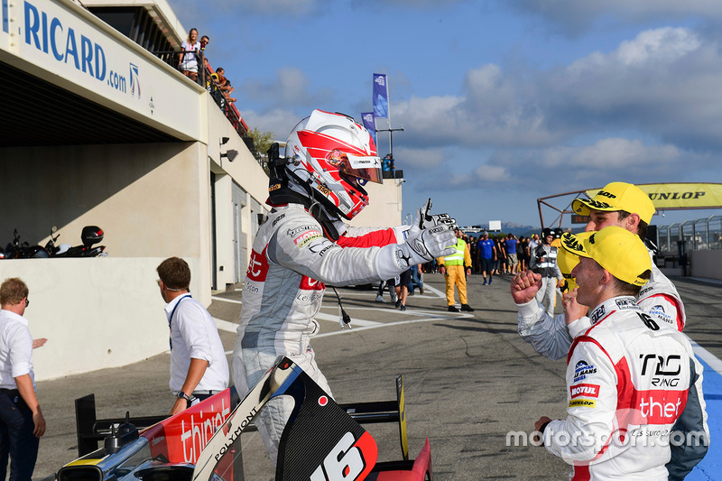 Yarış galibi #46 Thiriet by TDS Racing Oreca 05 - Nissan: Pierre Thiriet, Mathias Beche, Mike Conway