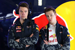 Daniil Kvyat, Red Bull Racing