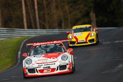 Adam Osieka, Kiki Sak Nana, 'Andy Sammers', Porsche 911 GT3 991