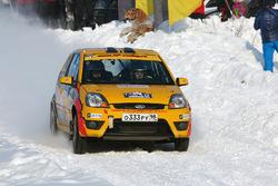 Юрий Аршанский и Михаил Соскин, Ford Fiesta