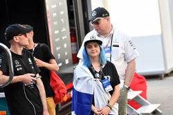 Un fan de Valtteri Bottas, Mercedes-AMG F1