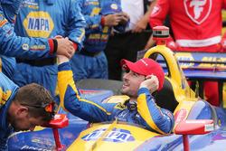 1. Alexander Rossi, Andretti Autosport Honda