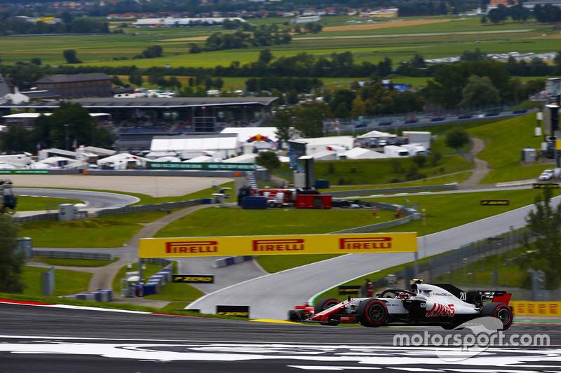 8. Kevin Magnussen, Haas F1 Team VF-18