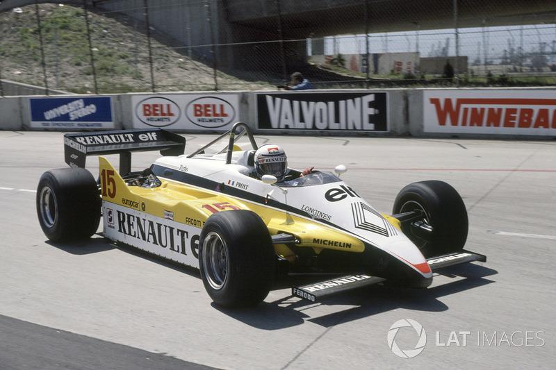 1982 : Renault RE30B