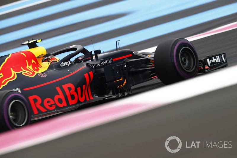 6. Макс Ферстаппен, Red Bull Racing RB14 — 68