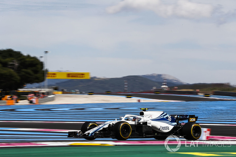 P15: Sergey Sirotkin, Williams FW41