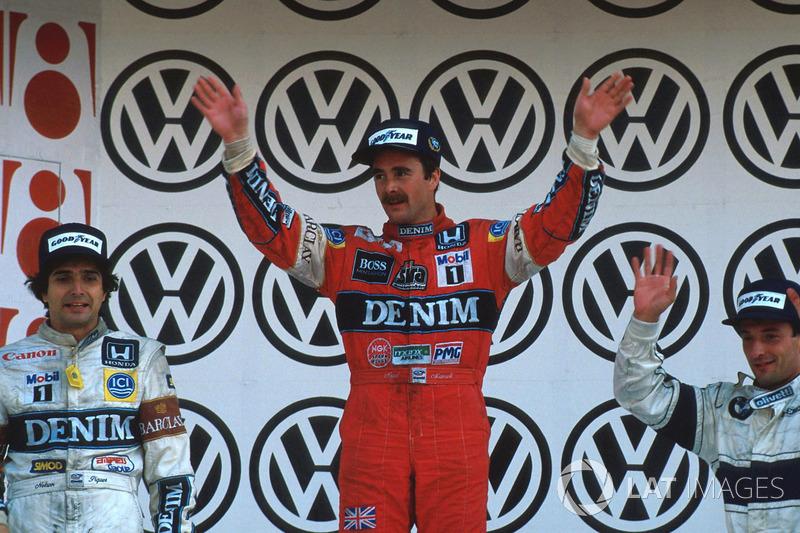 Outra particularidade daquele mundial era o descarte. Abolido da F1 em 1989, apenas os 11 melhores resultados de cada piloto contavam.