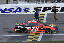 1. Martin Truex Jr., Furniture Row Racing Toyota
