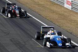 Starting grid, Nikita Troitskiy, Carlin Dallara F317 - Volkswagen