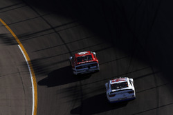 Ryan Reed, Roush Fenway Racing Ford, J.J. Yeley, TriStar Motorsports Toyota