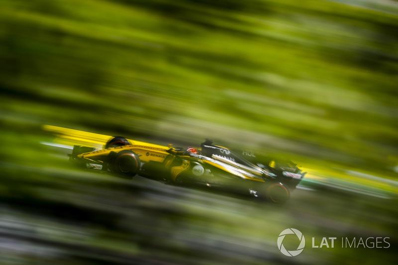 """10. Nico Hülkenberg, Renault Sport F1 Team - """"Het ontbrak ons aan snelheid"""""""