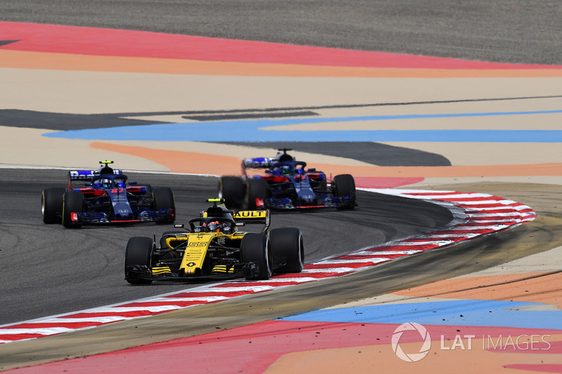 Carlos Sainz Jr., Renault Sport F1 Team R.S. 18