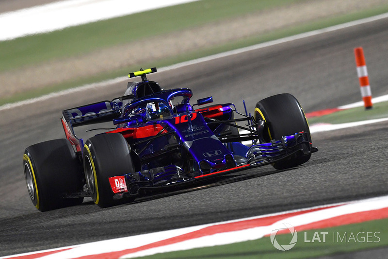 5. П'єр Гаслі, Scuderia Toro Rosso STR13