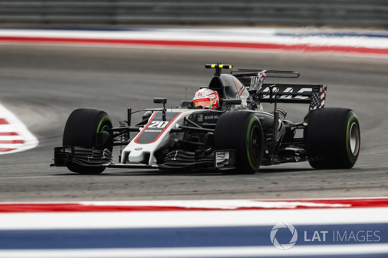 14. Kevin Magnussen, Haas F1 Team VF-17