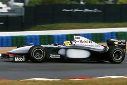 Mario Haberfeld, McLaren