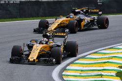 Нико Хюлькенберг и Карлос Сайнс-мл., Renault Sport F1 Team RS17