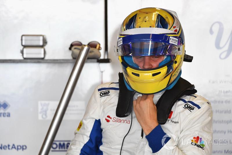 Sauber, Marcus Ericsson: 27 yaşında