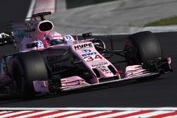 Nikita Mazepin, Force India VJM10