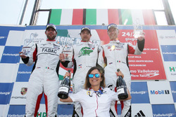 Podio Gara 2 Michelin Cup