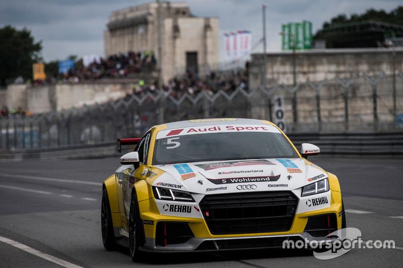 Audi TT Cup 2017, Norisring, Fabienne Wohlwend